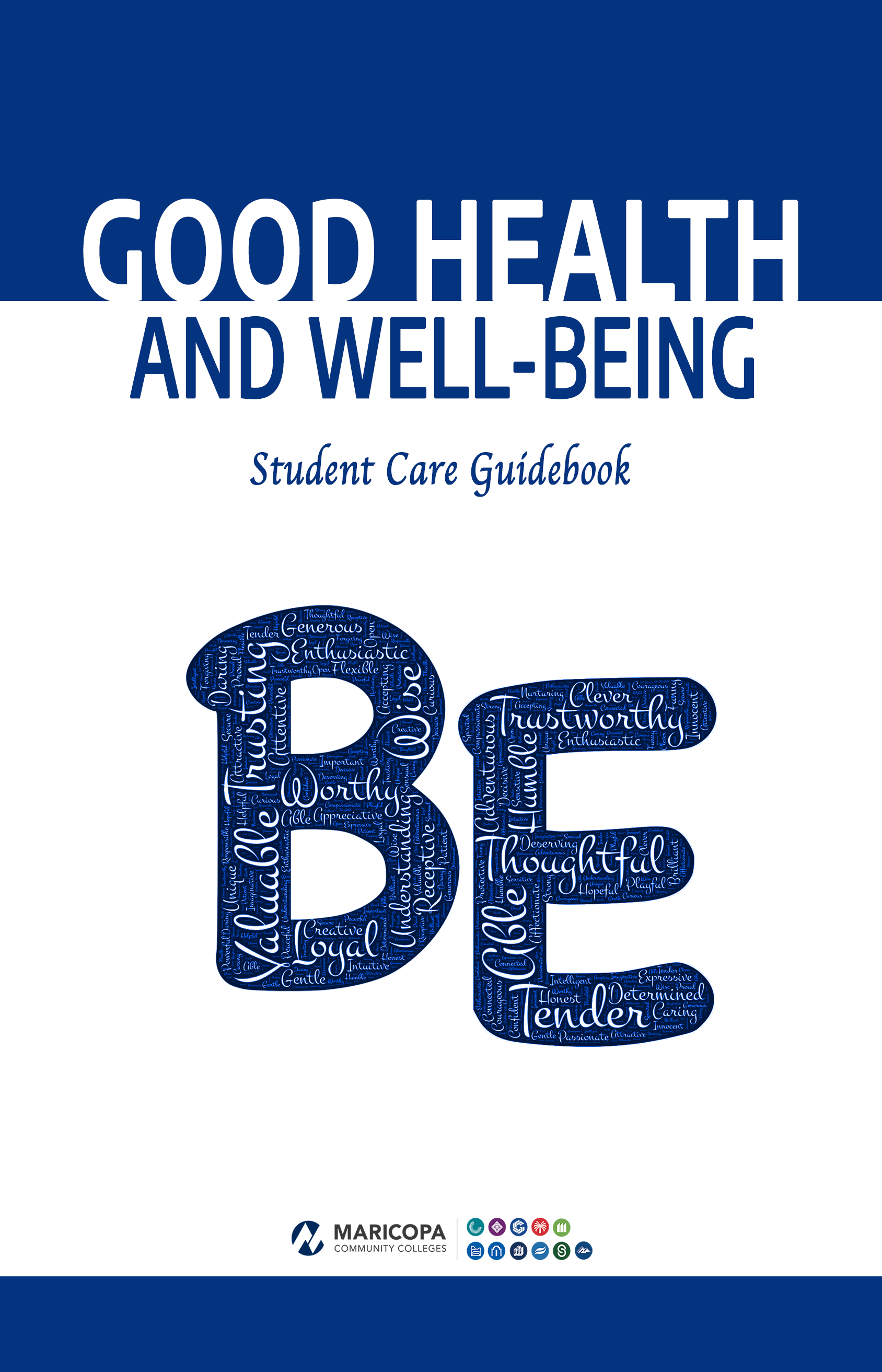 Cover image for Good Health and Well-Being