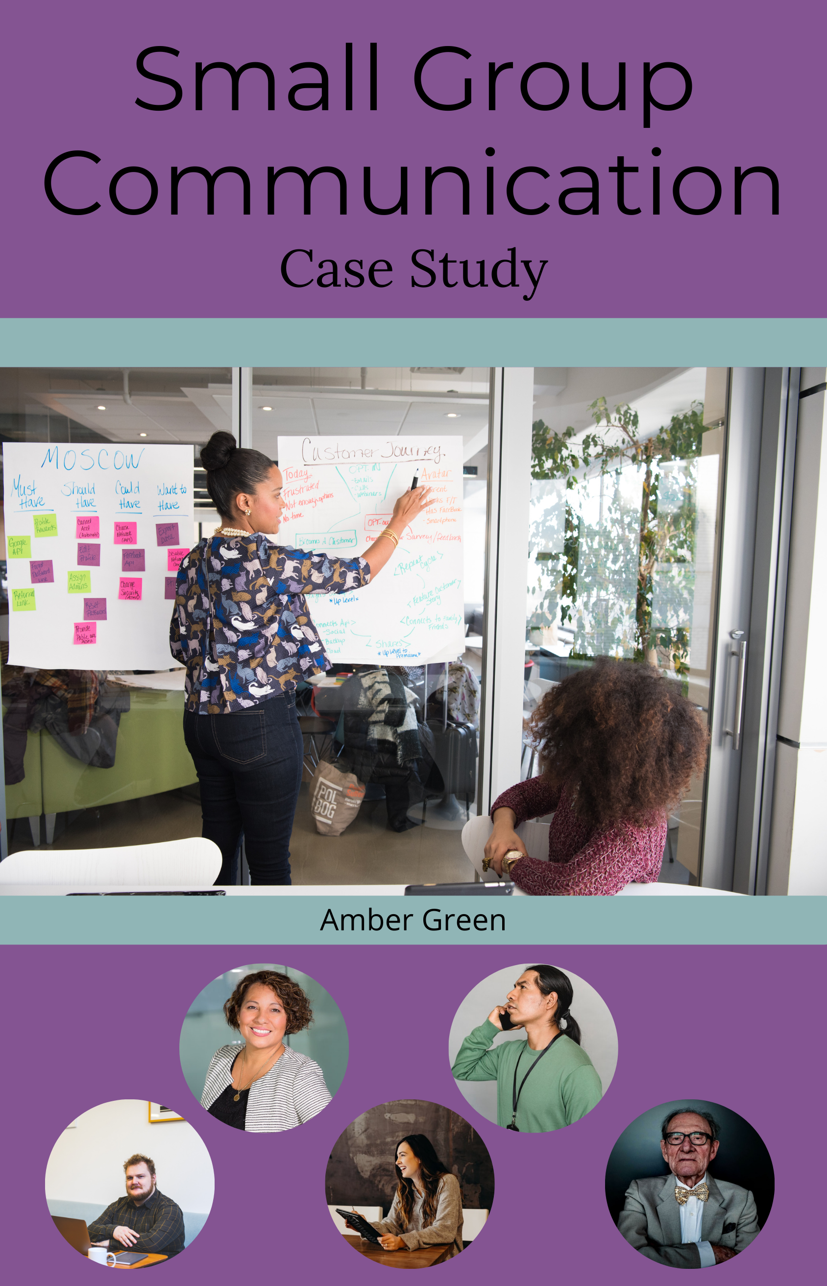 Cover image for Small Group Communication Case Study