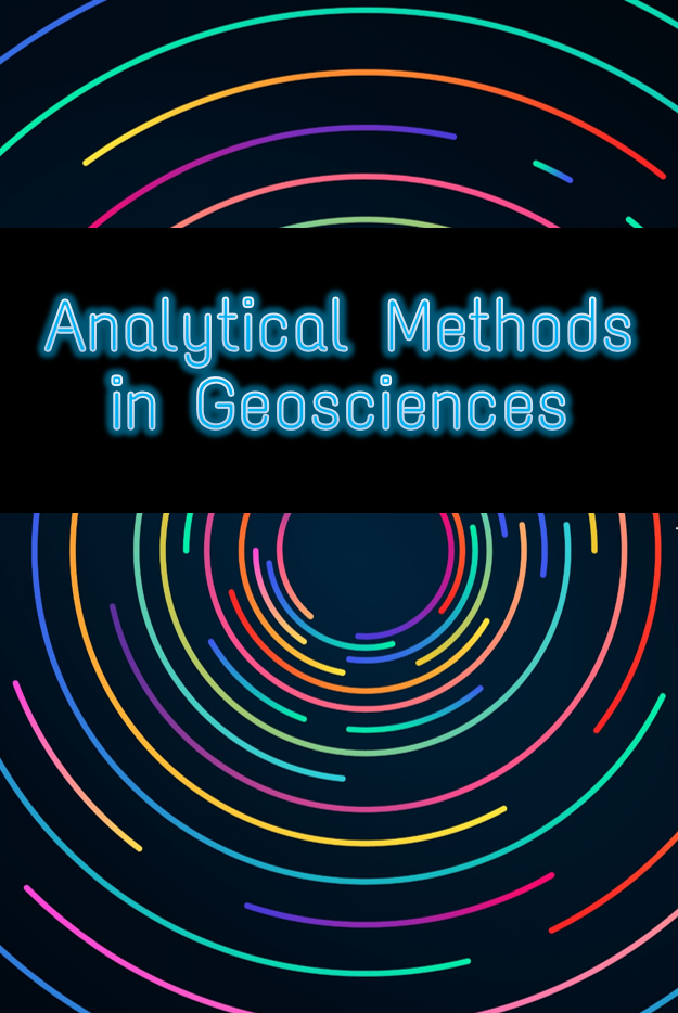 Cover image for Analytical Methods In Geosciences